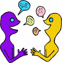Speak or Talk?