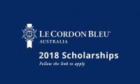 Le Cordon Bleu Úc thông báo học bổng 2018
