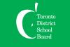 Bản đồ phân vùng các trường trung học công lập tại Toronto (Canada)
